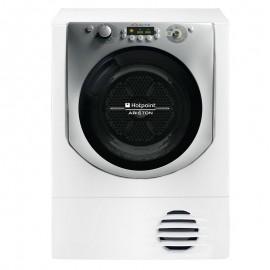 Hotpoint Ariston AQC9 2F7 TM2 1 (EU) - Asciugatrice Aqualtis a Pompa di Calore, Inverter, 9 kg, A++