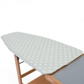 Foppapedretti 0079000640 La Copertina - Copriasse in Cotone e Polvere di Alluminio, 101 x 49 cm