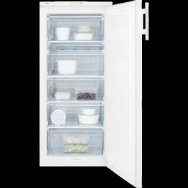 Electrolux EUF1900AOW - Congelatore Verticale, FastFreeze, 125 cm, 168 litri, A+