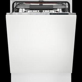Aeg FSE84716P - Lavastoviglie da Incasso AirDry, ProClean, PerfectFit, 15 coperti, 60 cm, A+++