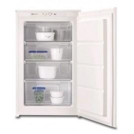 Electrolux EUN1000AOW - Congelatore Verticale da Incasso Low Frost, 98 litri, 87.3 cm, A+