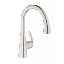 Grohe 32294SD1 - Miscelatore, Stainless Steel
