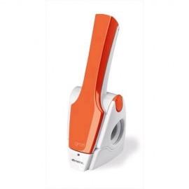 Ariete Grati 447 - Grattugia Elettrica, Ricaricabile, Arancione
