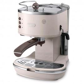 De Longhi ECOV311.BG Icona Vintage - Macchina da Caffè  Espresso Manuale e a Cialde, 15 Bar, 1100 W,