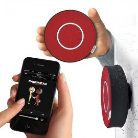 HDigit Neo2go Red - Altoparlante Wireless Resistente all' Acqua, Rosso